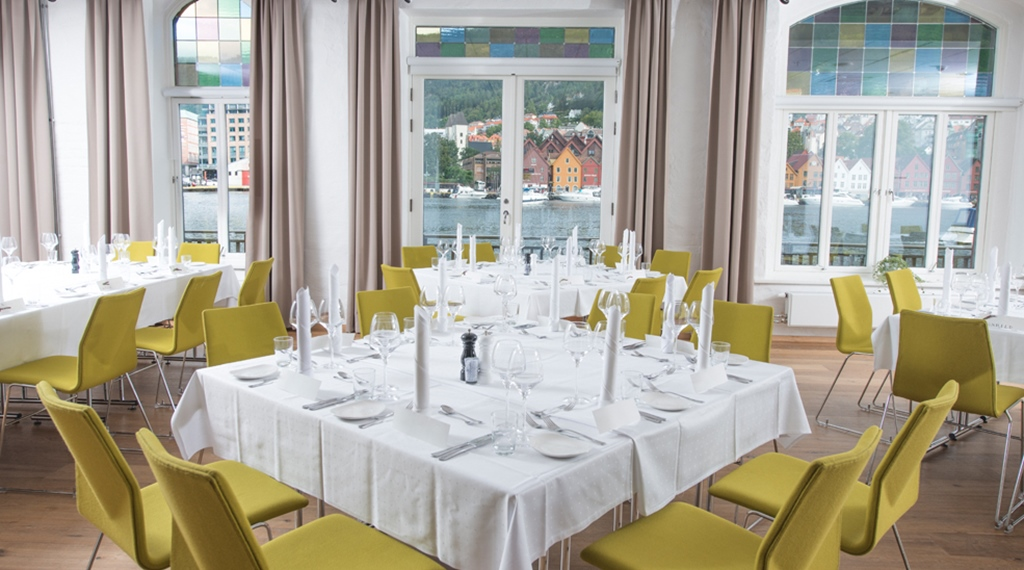 Hotell bergen sentrum clarion hotel admiral for Tejas dining room at t conference center